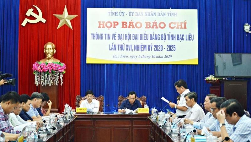 Nhiều Đảng bộ tiến hành Đại hội trong tuần tới