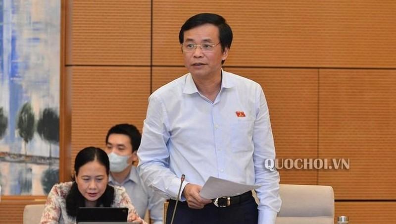 Ông Nguyễn Hạnh Phúc - Tổng thư ký Quốc hội, Chủ nhiệm Văn phòng Quốc hội.