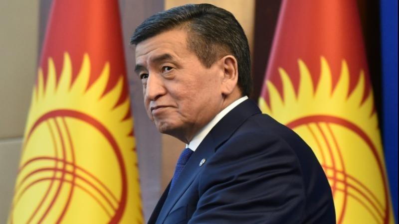 Ông Sooronbay Jeenbekov đã tuyên bố từ chức Tổng thống hôm 15/10.
