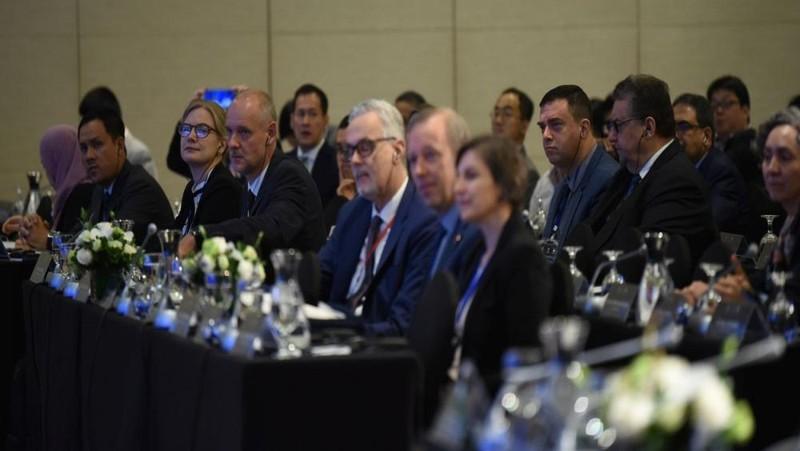 Hơn 300 đại biểu tham dự trực tiếp Hội thảo khoa học quốc tế về Biển Đông lần thứ 12.