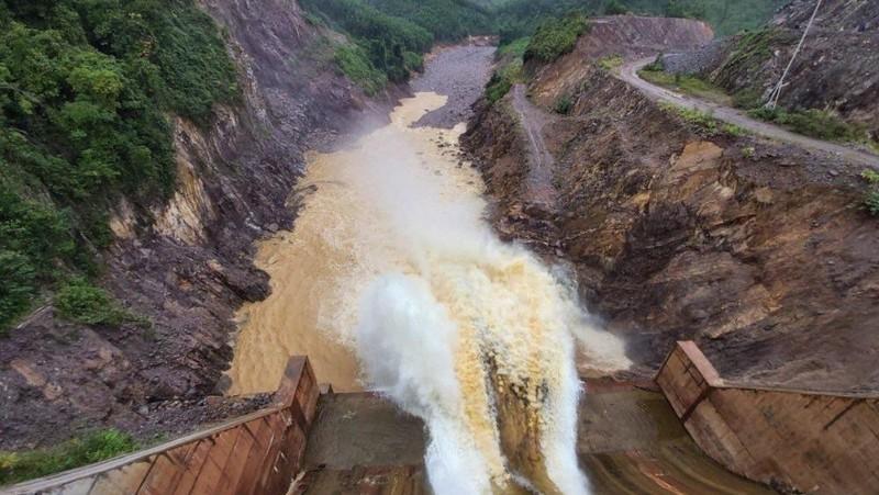 Dự án thủy điện Thượng Nhật