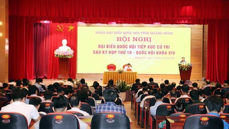 Trưởng Ban Tổ chức Trung ương  Phạm Minh Chính: Phải quét sạch chủ nghĩa cá nhân, lợi ích cục bộ