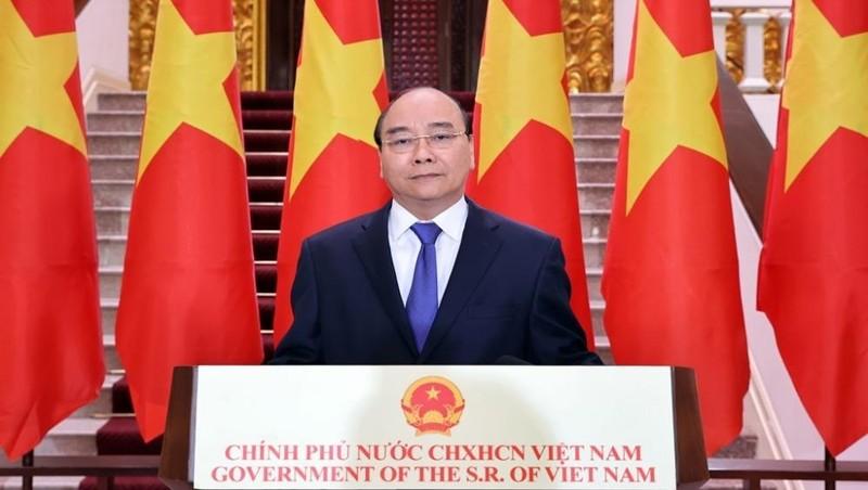 Thủ tướng Nguyễn Xuân Phúc chúc mừng Hội chợ Trung Quốc - ASEAN (CAEXPO) lần thứ 17