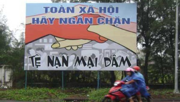 Tiếp tục nâng cao hiệu quả công tác đấu tranh với tội phạm mại dâm. Ảnh: tiengchuong.vn
