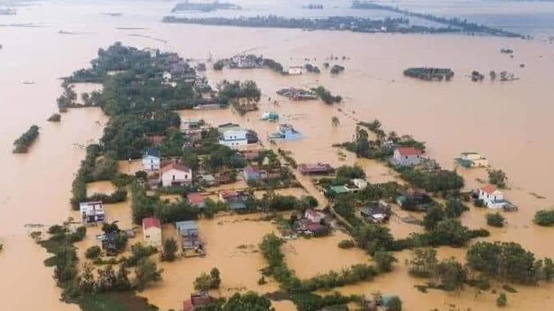 Trung Bộ và Tây Nguyên: Nguy cơ cao xảy ra lũ quét, sạt lở đất và ngập lụt