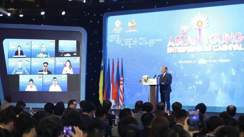 Doanh nhân trẻ ASEAN cần gắn lợi ích doanh nghiệp với lợi ích cộng đồng