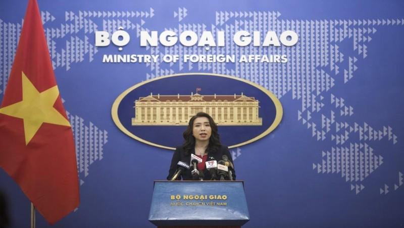Việt Nam yêu cầu Trung Quốc hủy bỏ, chấm dứt các chuyến du lịch ra quần đảo Hoàng Sa