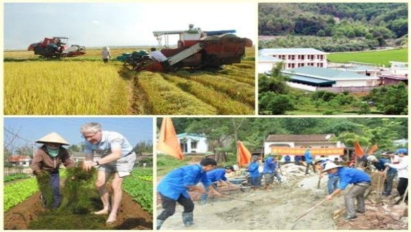 Huy động gần 800.000 tỷ đồng đầu tư xây dựng nông thôn mới trên địa bàn đặc biệt khó khăn