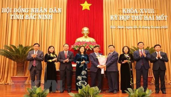 HĐND tỉnh Bắc Ninh bầu Giám đốc Sở Tài chính làm Phó Chủ tịch UBND tỉnh khóa XVIII