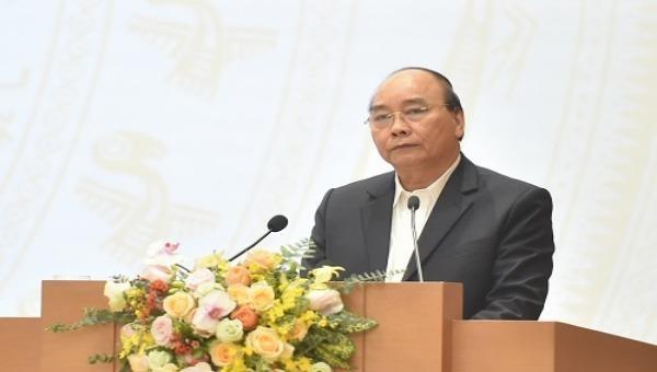 """Thủ tướng Nguyễn Xuân Phúc: """"Giảm nghèo không chỉ bằng trí tuệ mà cả trái tim"""""""
