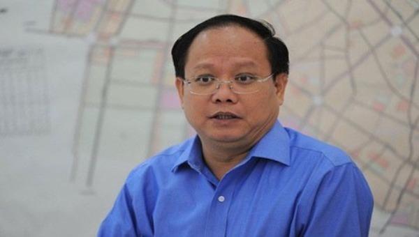 Nguyên phó bí thư Thành ủy Tất Thành Cang vừa bị khởi tố bị can.