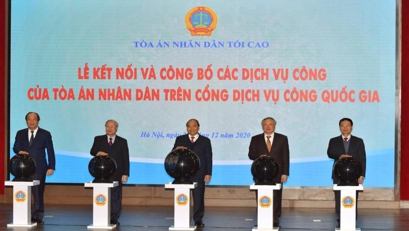 TANDTC kết nối liên thông với trục văn bản quốc gia