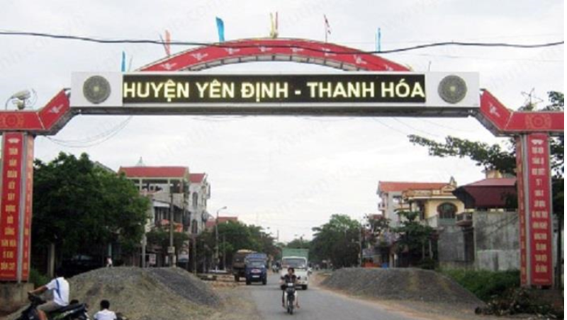 Huyện Yên Định đã lấy ý kiến cử tri về phương án thành lập thị trấn Quý Lộc và thị trấn Yên Lâm. Ảnh minh hoạ: laodong