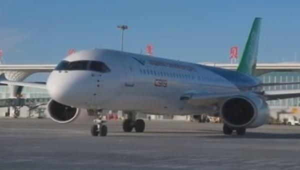 Trung Quốc thử nghiệm máy bay C919 ở khu tự trị Nội Mông