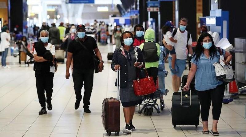 """Nam Phi là quốc gia bị virus corona ảnh hưởng nặng nề nhất trên """"lục địa đen"""". Ảnh: Straist Times"""