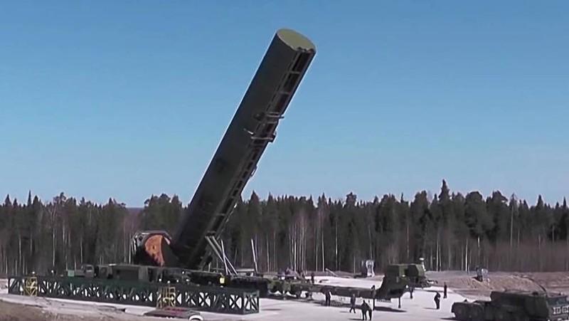 """Công bố của Tổng thống Putin về việc chế tạo tên lửa đạn đạo """"chọc thủng mọi hệ thống phòng thủ"""""""