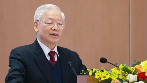 """Tổng Bí thư, Chủ tịch nước Nguyễn Phú Trọng: """"Năm 2020 là năm thành công nhất trong 5 năm qua"""""""