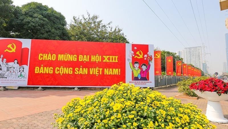 Thế hệ trẻ kỳ vọng vào những cơ hội lớn lao từ Đại hội XIII để cống hiến. Ảnh: Minh Sơn/Vietnam+