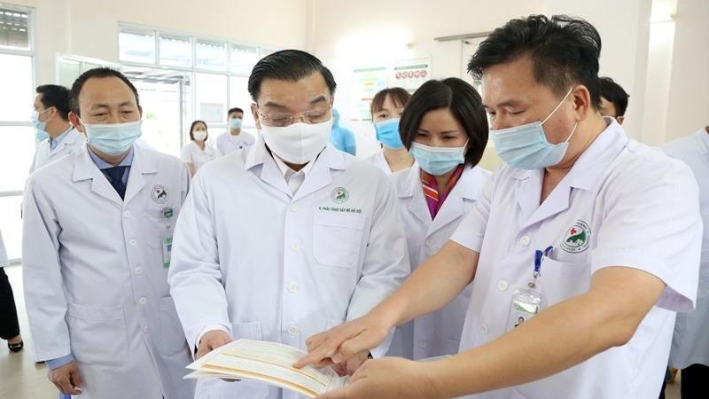 Nguy cơ dịch Covid-19 xuất hiện và bùng phát vẫn hiện hữu trên địa bàn Hà Nội