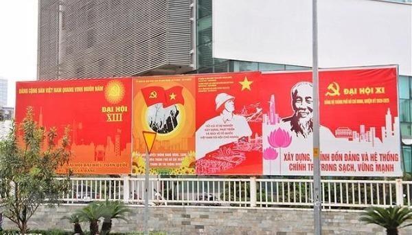 Truyền thông quốc tế đưa tin về Đại hội lần thứ XIII của Đảng