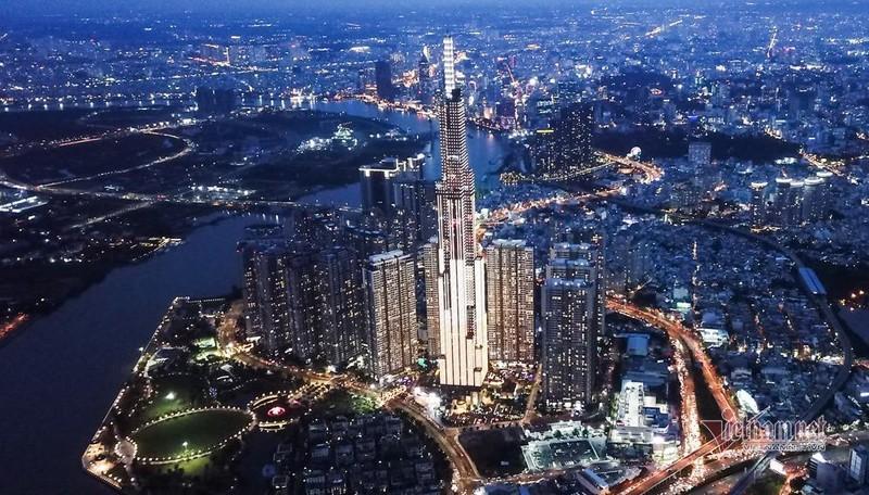 TP HCM phấn đấu trở thành trung tâm về kinh tế, tài chính của Châu Á