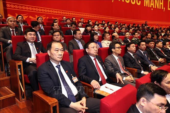 Đại hội XIII sẽ xem xét công tác nhân sự khoá mới từ ngày 28/1.