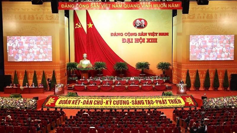 Đại hội đại biểu toàn quốc lần thứ XIII của Đảng diễn ra tại Hà Nội từ 25/1-1/2/2021.