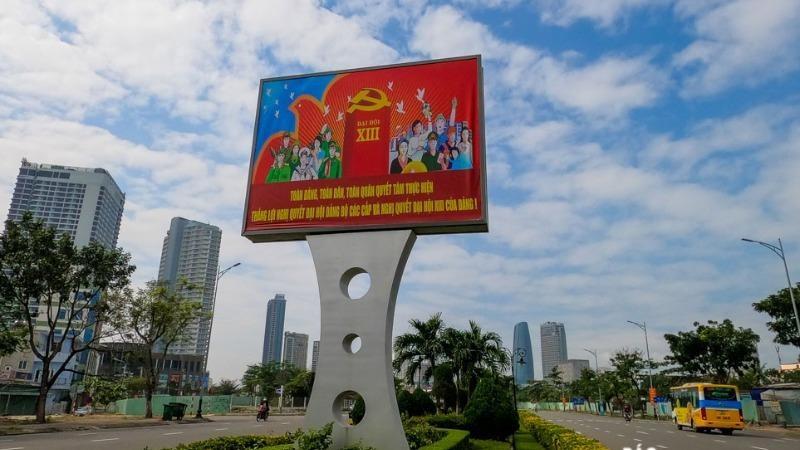 Người dân Đà Nẵng tràn đầy kỳ vọng lớn vào nhân sự lãnh đạo mới được Đại hội XIII bầu chọn. Ảnh: báo Đà Nẵng