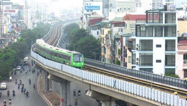 Dự kiến cuối tháng 3 mới bàn giao xong đường sắt Cát Linh- Hà Đông