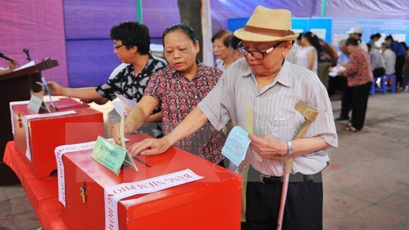 Công tác chuẩn bị để bầu cử đại biểu Quốc hội và HĐND đang được tiến hành. Ảnh minh họa: giaoduc.net