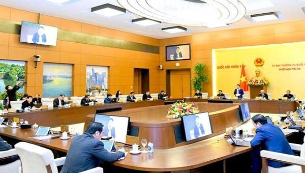 UBTVQH sẽ điều chỉnh lần thứ nhất cơ cấu ứng cử Đại biểu Quốc hội khóa XV