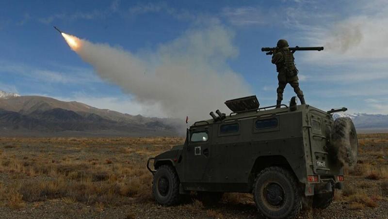 Đặc nhiệm quân đội Nga sẽ được trang bị các mô-đun có khả năng bắn hạ máy bay không người lái