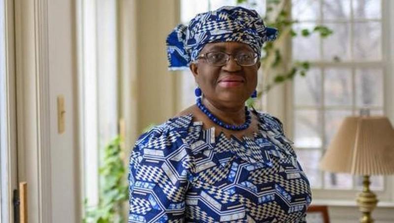 Bà Ngozi Okonjo-Iweala sẽ bắt đầu công việc mới của Chủ tịch WTO vào ngày 1/3/2021. Ảnh: The Hindu