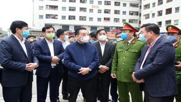 Hà Nội sẽ xử phạt nghiêm các trường hợp cố tình khai về từ Hải Dương để được xét nghiệm