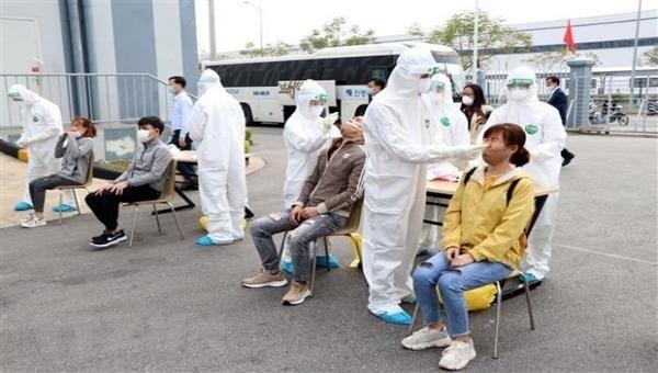 Bao nhiêu người Hà Nội về từ Hải Dương cần xét nghiệm SARS-CoV-2?