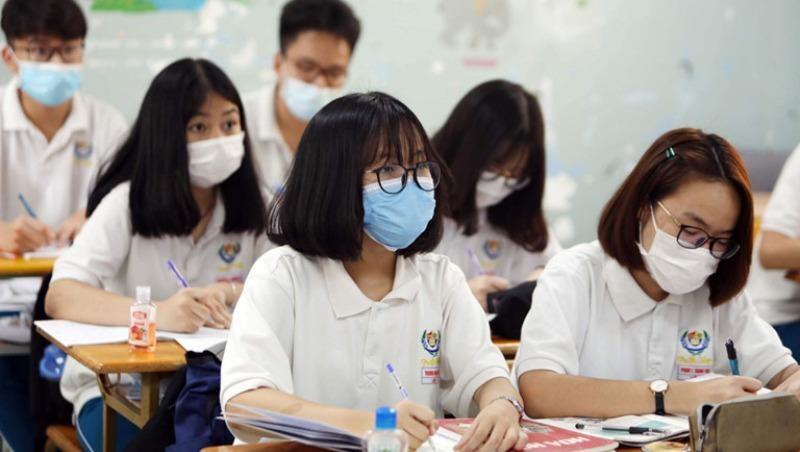 Bộ Giáo dục lên phương án điều chỉnh kế hoạch thời gian học, thi. Ảnh minh hoạ.
