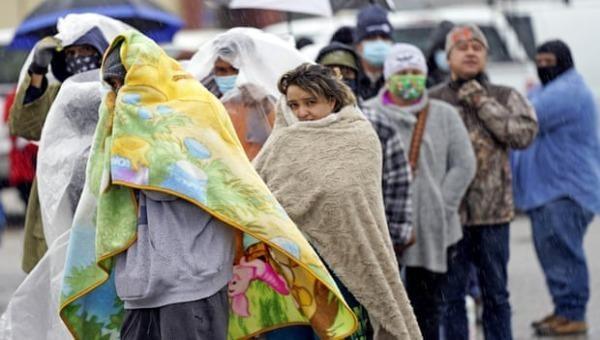 Tổng thống Joe Biden tuyên bố tình trạng thảm họa ở Texas