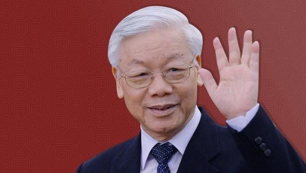 Nguyên thủ, lãnh đạo các nước trên thế giới đã gửi thư chúc mừng Tổng Bí thư, Chủ tịch nước Nguyễn Phú Trọng