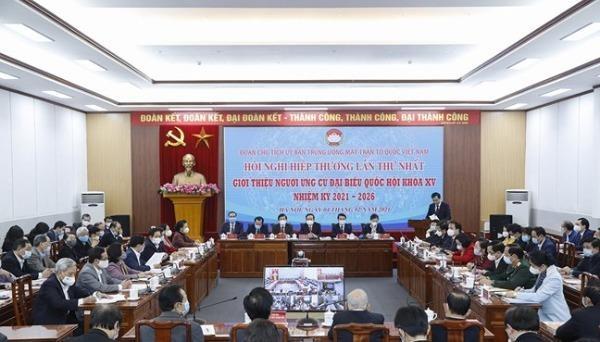 TP Hồ Chí Minh dự kiến có số ĐBQH khoá XV đông nhất