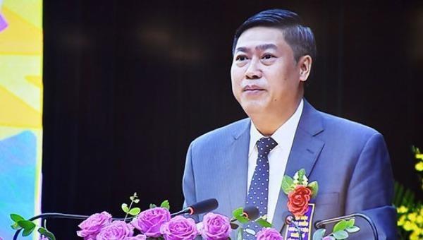 Ông Nguyễn Hữu Đông - Ủy viên Ban Chấp hành Trung ương Đảng, Bí thư Tỉnh ủy Sơn La.