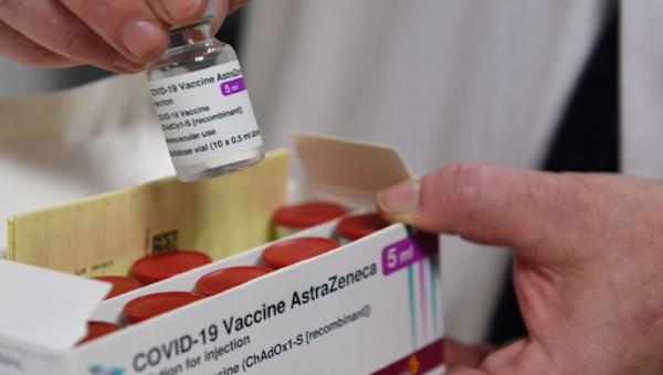 Bộ Y tế cho phép Công ty AstraZeneca Việt Nam nhập khẩu 204.000 liều vaccine để phục vụ nhu cầu khẩn cấp chống Covid-19.
