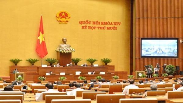 Kỳ họp thứ 11 Quốc hội chỉ bàn về các vị trí lãnh đạo bị khuyết hay thay đổi