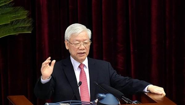 Tổng Bí thư, Chủ tịch nước nói về việc giới thiệu nhân sự lãnh đạo cấp cao (*)