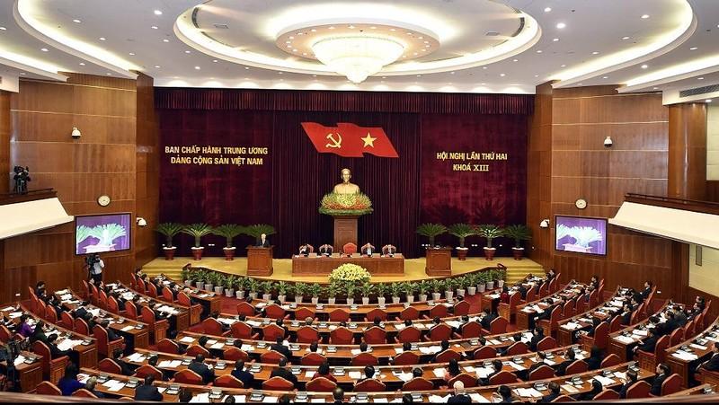 Hội nghị Trung ương 2 khoá XIII: Thảo luận về kiện toàn nhân sự một số chức danh lãnh đạo