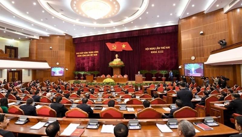 Hội nghị Trung ương 2 khoá XIII: Cho ý kiến kiện toàn nhân sự một số chức danh lãnh đạo