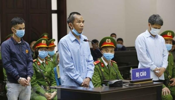 Y án sơ thẩm với 6 bị cáo kháng cáo trong vụ án tại Đồng Tâm