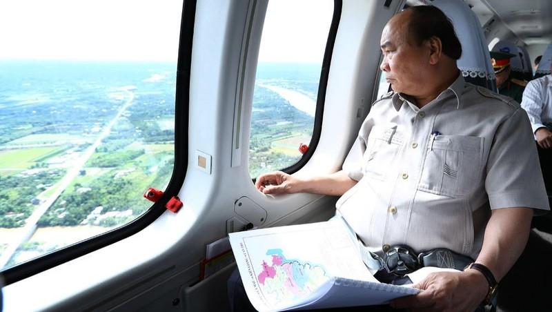 """Tìm hướng cho Đồng bằng sông Cửu Long """"thuận thiên"""" để phát triển bền vững"""