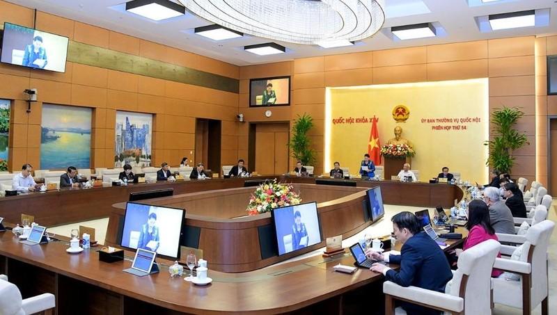 Chiều nay (15/3), Ủy ban Thường vụ Quốc hội sẽ thảo luận kỹ hơn về công tác nhân sự trình Quốc hội trong kỳ họp thứ 11.