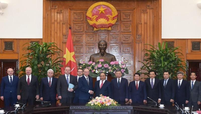 Nga sẵn sàng cung cấp cho Việt Nam số lượng đầy đủ lô vaccine Sputnik-V