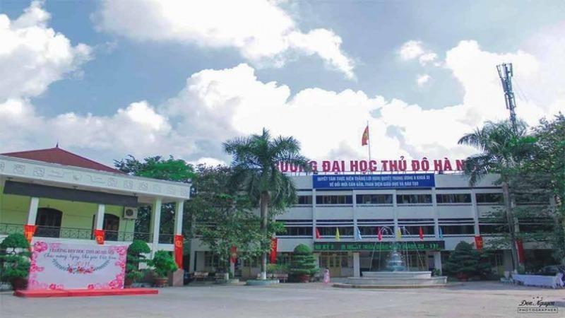 Đại học Thủ đô là trường đại học duy nhất do Hà Nội quản lý trực tiếp.
